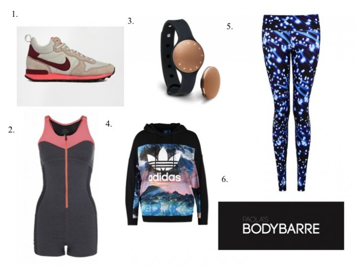 The Ultimate Christmas Gift Guide For Female Fitness