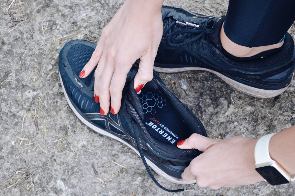 beginner running tips enertor insoles