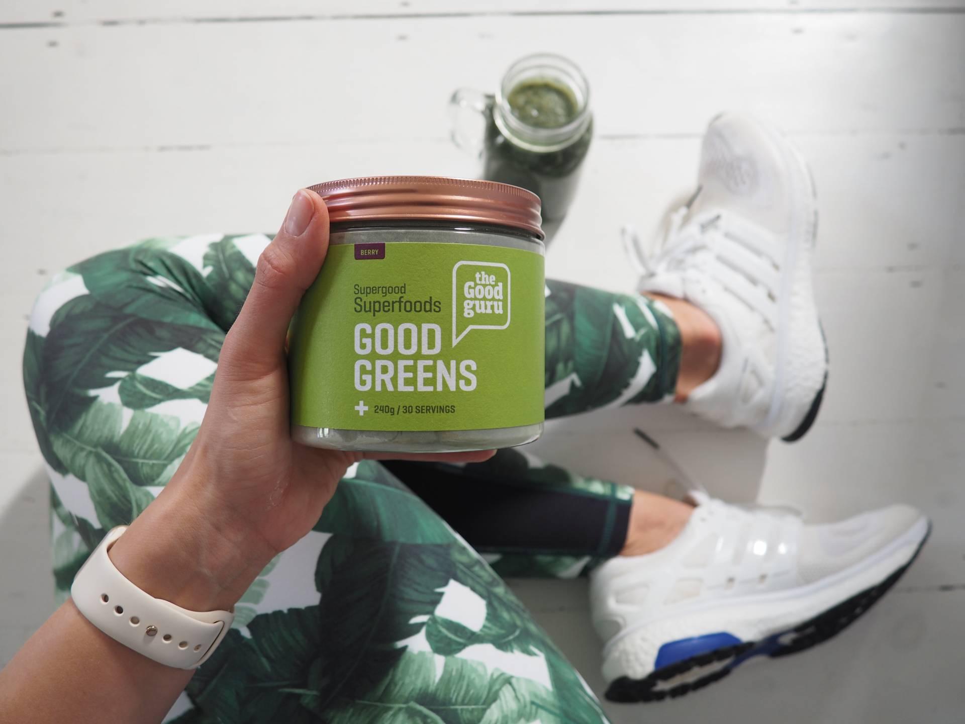 good guru good greens