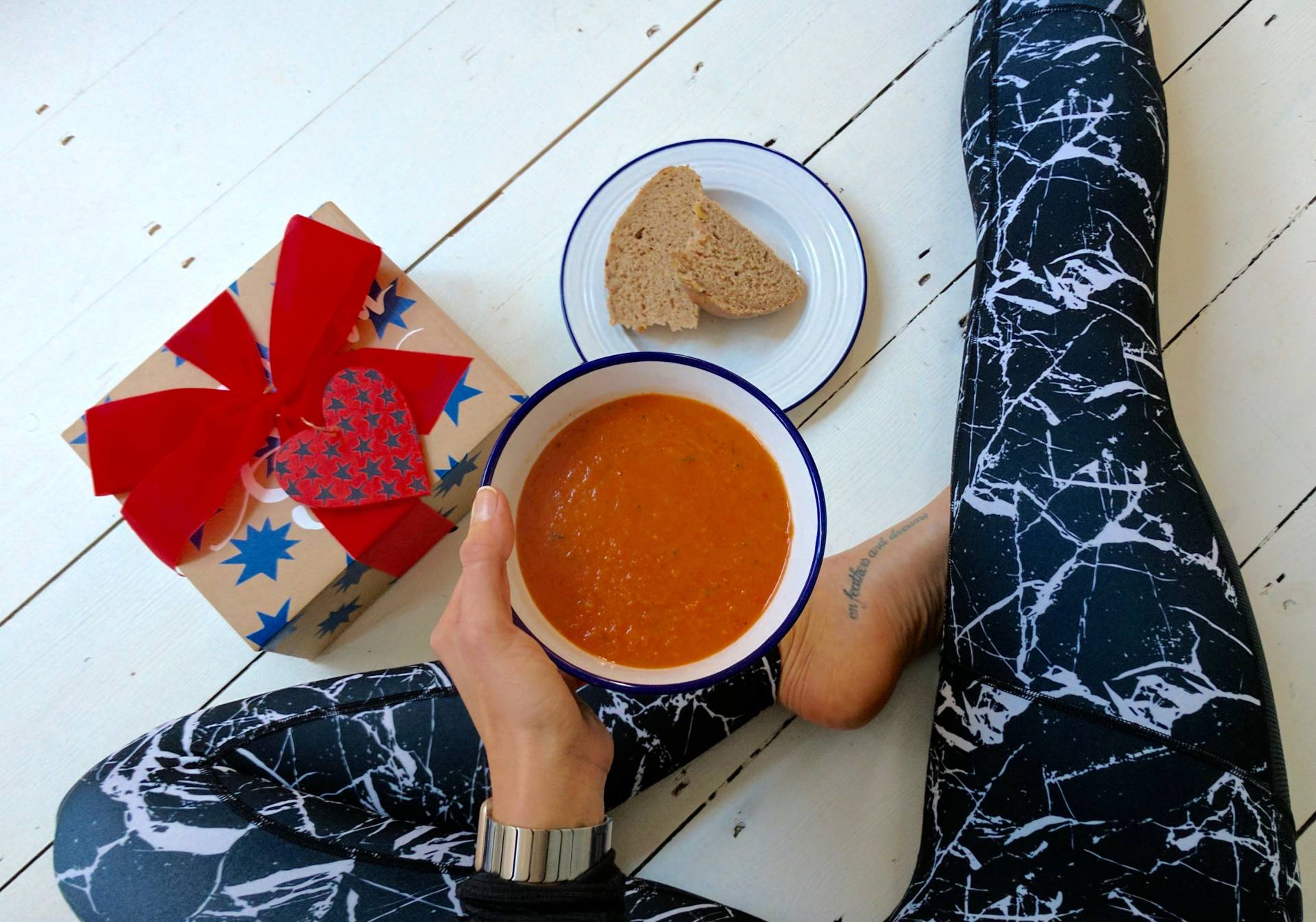 Tomato and Red Pepper Soup Recipe