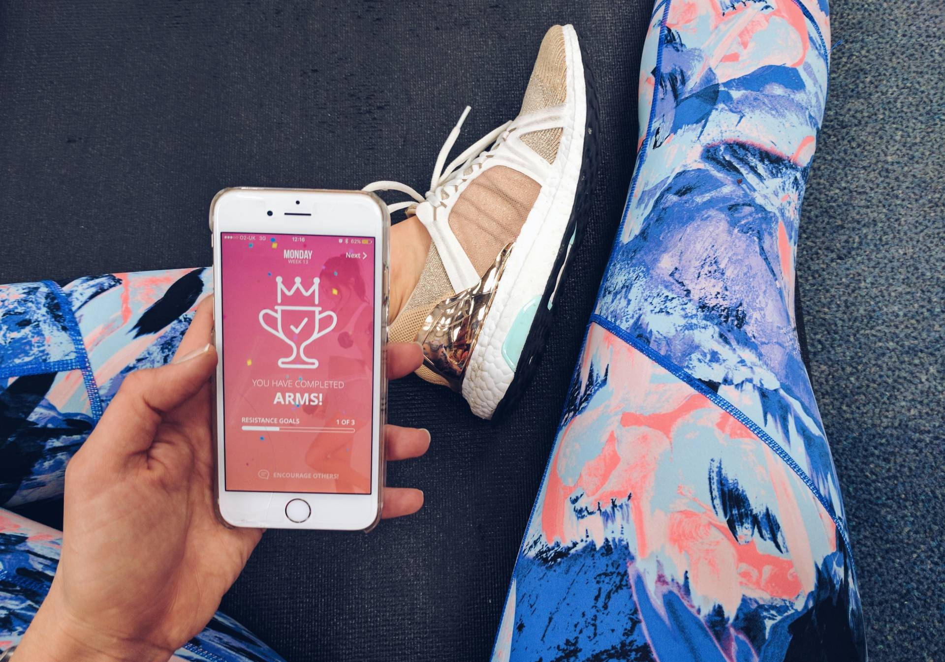 kayla itsines app sweat with kayla review